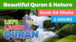 Listen, Relax & Learn Surah Ad-Duha with Zaky