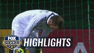 Portland Timbers vs. Houston Dynamo | 2017 MLS Playoffs Highlights
