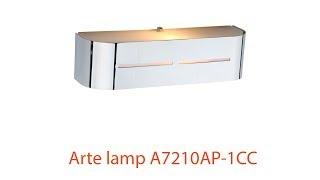 Видеообзор Arte lamp A7210AP-1CC