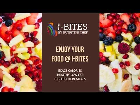 i bites healthy food restaurant - Social Media Video Marketing Marbella