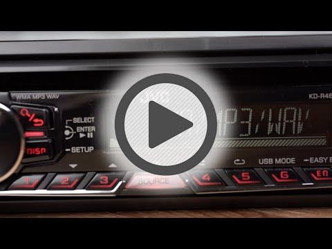 JVC AM/FM/WMA CD/MP3/WMA USB Car Stereo - Pep Boys
