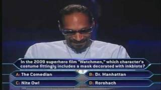Download Snoop Dogg On Who Wants To Be A Millionaire Mp3 and Videos
