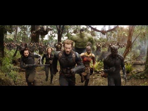Avengers: Infinity War - Tribute - Walk on Water