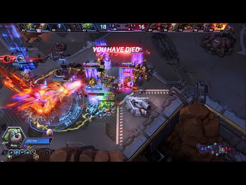 Heroes Of The Storm Got The Hots For Deathwing Youtube With unrivalled lane clear thanks to his ability to summon skeletons and cleave minions, there are few who can better him in lane. heroes of the storm got the hots for