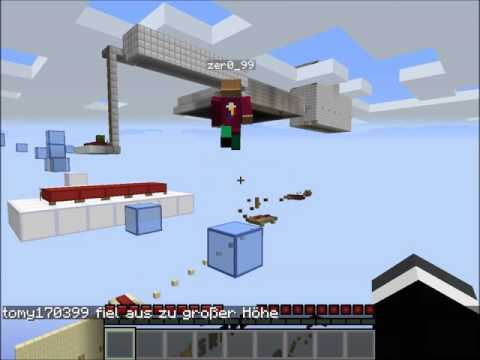 Let's play Minecraft: ADVENTURE MAPS: 500 Jumps to success #14