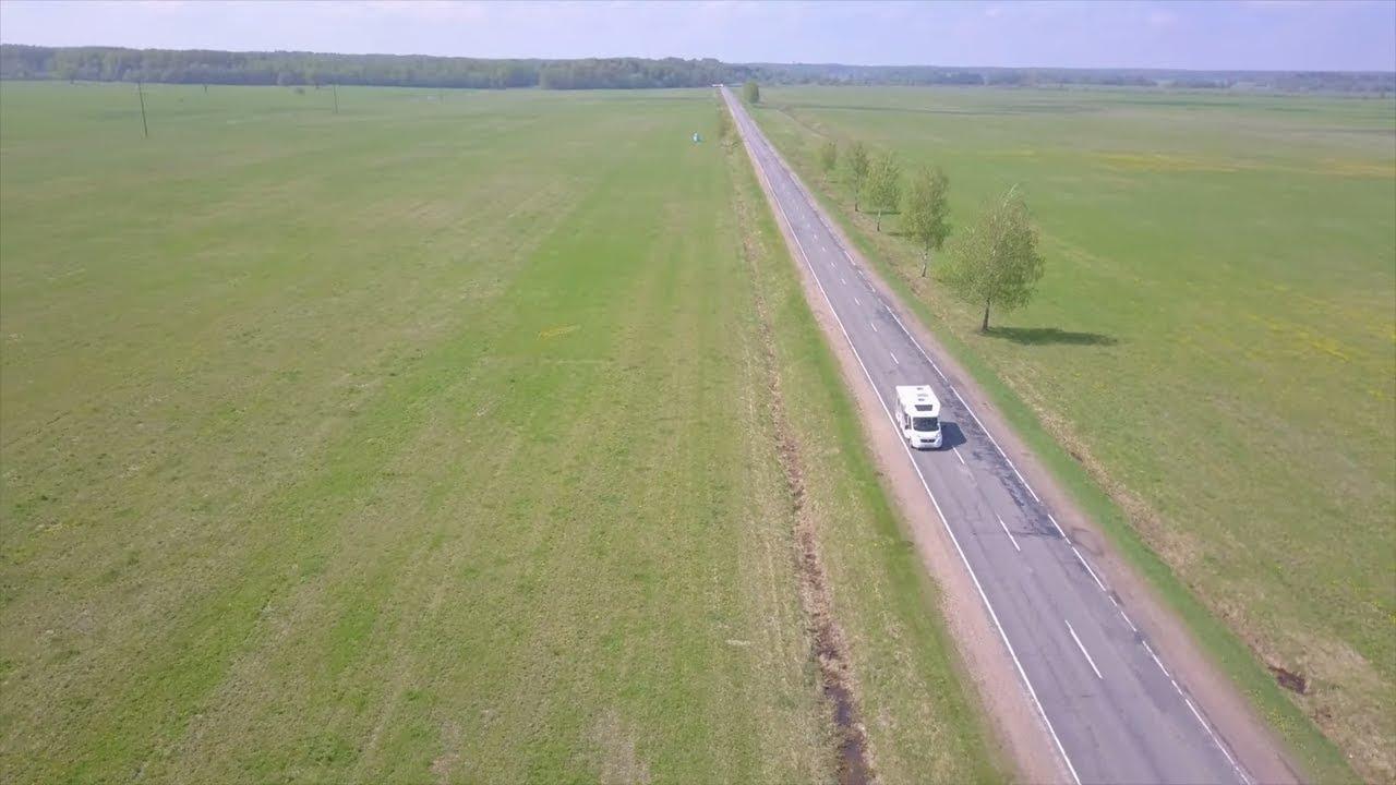 В Беларусь на автодоме мы в Шоке от поездки часть 1
