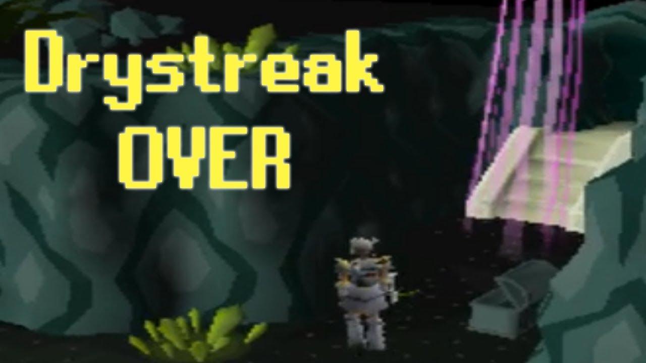 Breaking The Drystreak (HCIM #56)