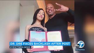 Dr. Dre Facing Backlash For Boasting Of Daughter's Acceptance To Usc | Abc7