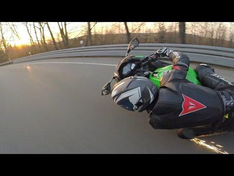 Kawasaki Ninja 300 - Murtanio Season Start 2015