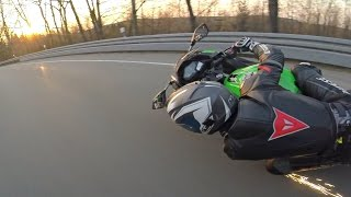 Kawasaki Ninja 300 - Murtanio Season Start 2015