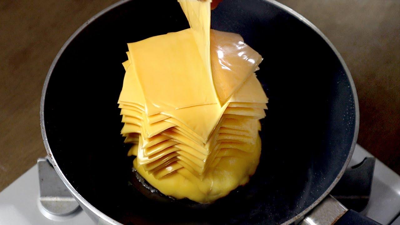 치즈버거 사 먹지 마