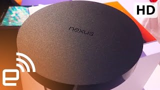 A look at Google's Nexus Player | Engadget