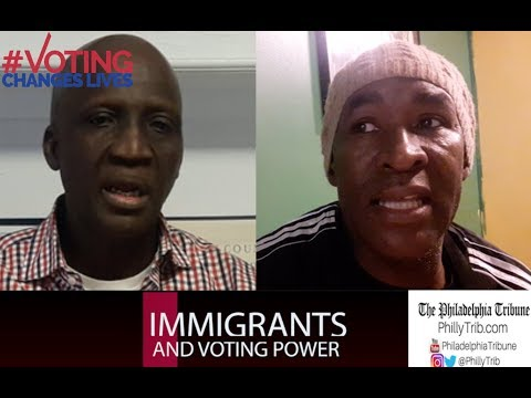 Immigrants and voting power