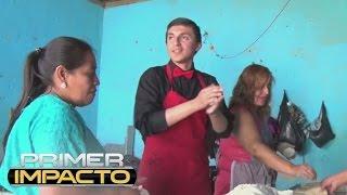"""Conozca al """"licenciado de las tortillas"""", que sigue la tradición sin olvidar la elegancia, ni la eti"""