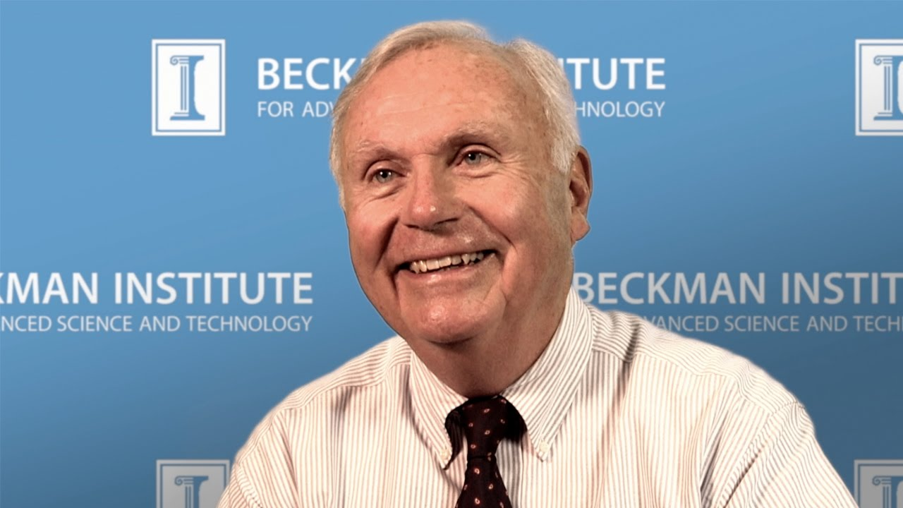 Watch Oral Histories: Arnold Beckman, Ted Brown, and the Beckman Institute (May)
