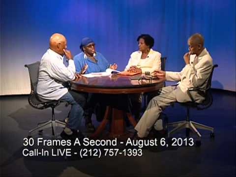 30 Frames speaks with Betty Davis, Ralph Poynter , Colia Clark -Kerner Commission