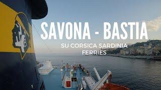Savona - Bastia su Corsica Sardinia Ferries