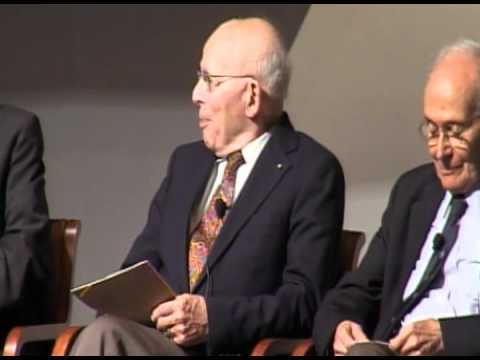 Presidential Science Advisor Panel