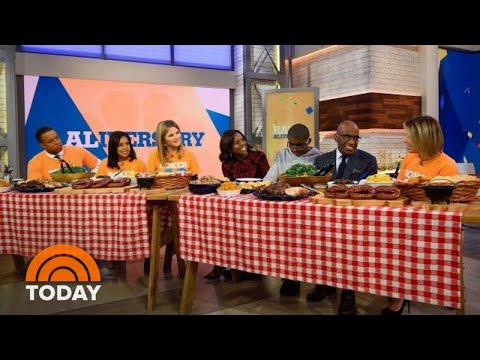 TODAY Anchors Share Their Favorite Al Roker Stories   TODAY