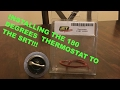 WHY YOU SHOULD BUY A 180 DEGREES THERMOSTAT FOR YOU SRT8