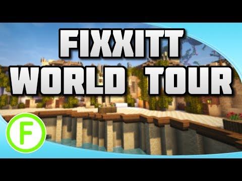 Fixxitt World Tour  Ep 2: Desert Cities  Realm of Vasten