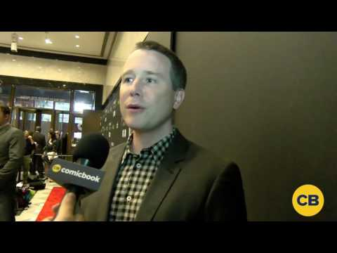 Elementary's Robert Doherty at the New York Comic Con