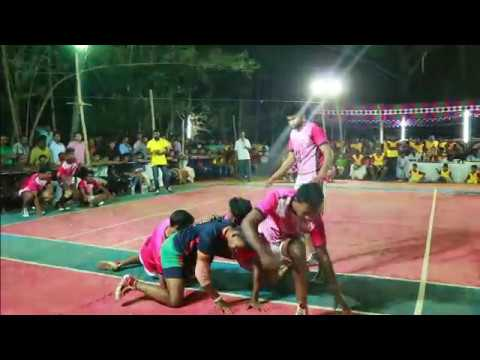 Semi Final Ernakulam Red Star VS Sports Council Kottayam