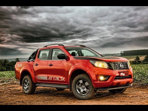 2019 NISSAN FRONTIER ATTACK 4x4 - OFF-ROAD TEST DRIVE
