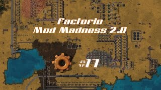 Factorio Mod Madness 2.0 : Air Filter