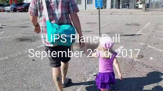 UPS Plane Pull 9/23/17