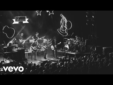 The Common Linnets - In Your Eyes (official video)