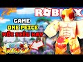ROBLOX- Game One Piece MỚI Trong ROBLOX *SIÊU HAY* [CODE] | One Piece Rose