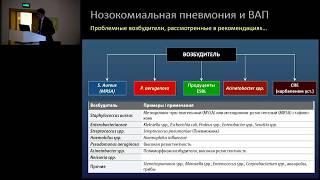 видео Госпитальная пневмония: симптомы, диагностика и лечение
