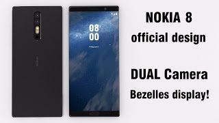 Nokia 8 Introduction   Based on leak!