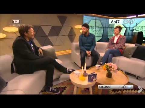 Kashmir interview i GO' Morgen Danmark - E.A.R