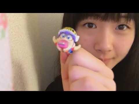 2018/07/16 配信 中野美来 SHOWROOM NMB48 ドラフト3期生 チームM研究生