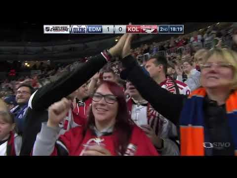 NHL 2018-03-10 Edmonton Oilers vs Koln Haie
