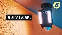 Ring Spotlight Cam Battery Review: Kabellose Überwachungskamera mit Akku! - Deutsch