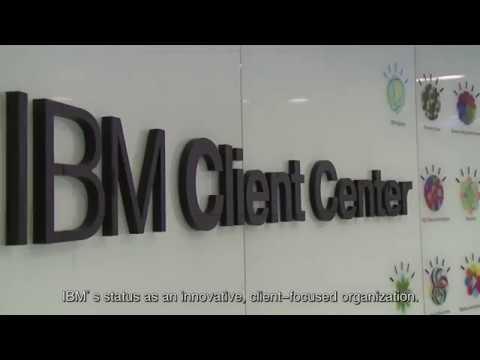 IBM Client Center, Beijing