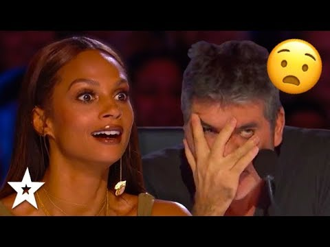 MOST BIZARRE Auditions On Britain America&39;s Got Talent And MORE  Got Talent Global
