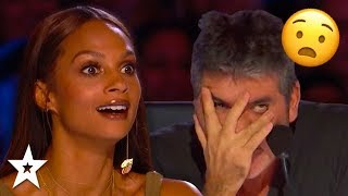 MOST BIZARRE Auditions On Britain, America's Got Talent And MORE! | Got Talent Global