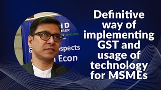 Definitive way of implementing GST and