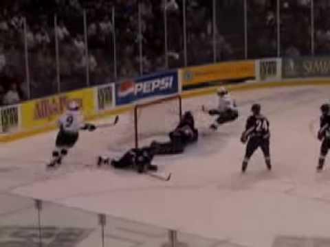 Peter Mueller #88 Phoenix Coyotes -WHL video