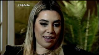 Tici Visita mostra bastidores do casamento de Naiara Azevedo