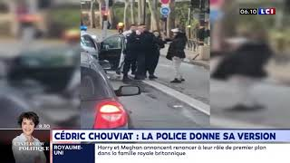 Cédric Chouviat : La police donne sa version