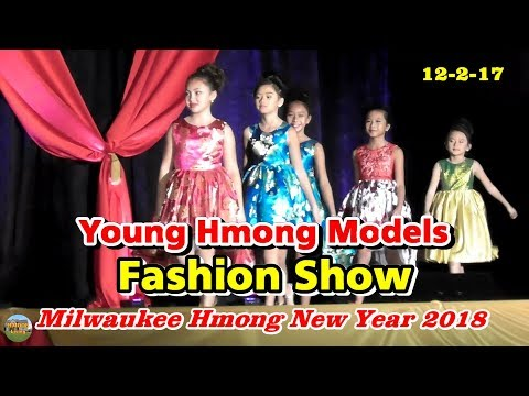 Fashion Show @ Milwaukee Hmong New Year 2018 (12-2-17)