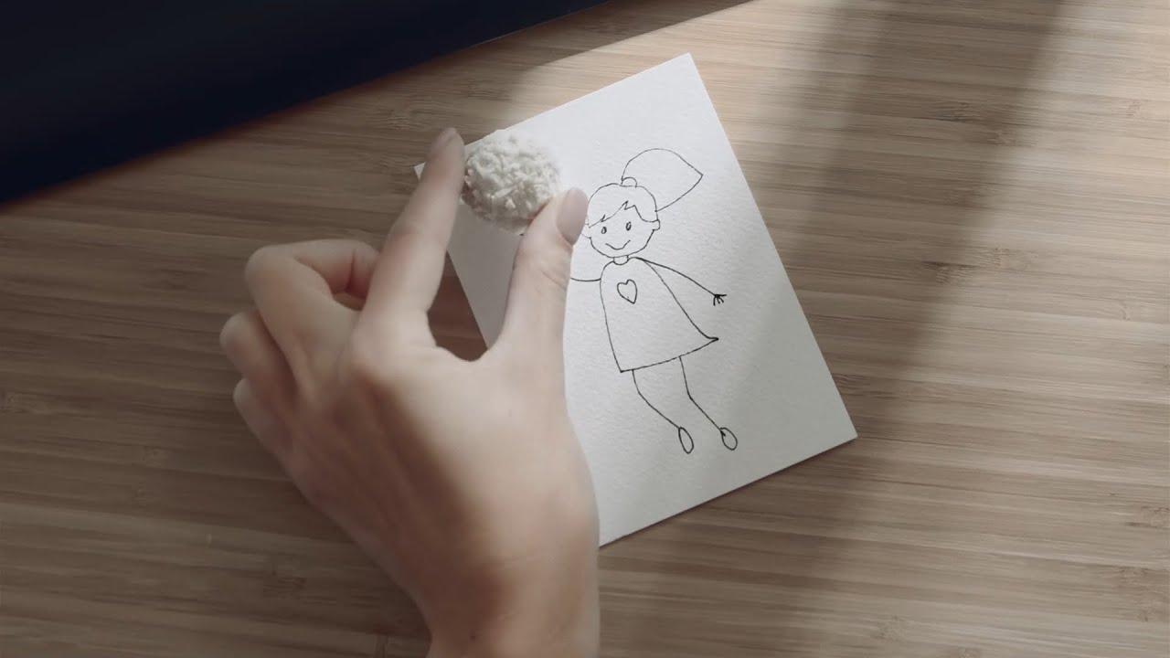 Обложка видеозаписи Raffaello. Любовь в каждом моменте…