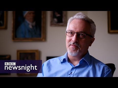 Stephen Smith meets Booker Prize winning author Alan Hollinghurst – BBC Newsnight