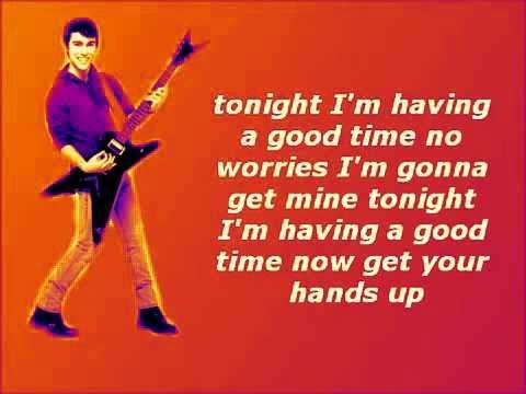 Max Schneider Hands Up Lyrics