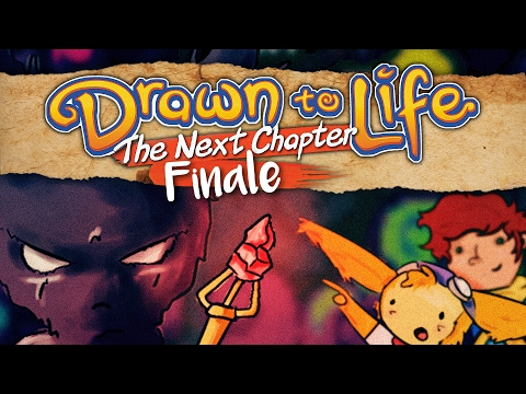 Let's Play: Drawn to Life: The Next Chapter - Finale - Wilfre Strikes Back!